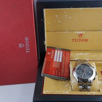 Tudor Chronautic Steel 41mm Grey