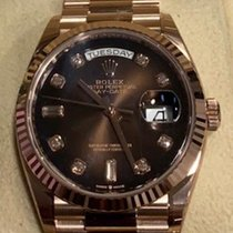 Rolex 128235 Rose gold 2020 Day-Date 36 36mm new