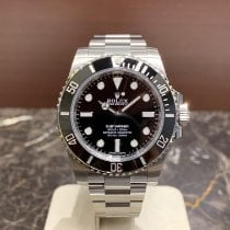 Rolex Submariner (No Date) 114060 2020 nouveau
