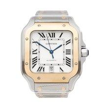 Cartier Santos (submodel) W2SA0006 2019 new