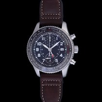 IWC Pilot Chronograph nou 2020 Atomat Ceas cu cutie originală și documente originale IW395003