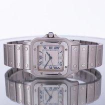 Cartier Santos Galbée Steel 29mm White Roman numerals United Kingdom, Essex