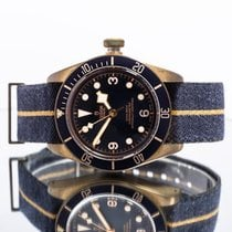 Tudor Bronze Automatic Blue 43mm pre-owned