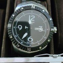 Tissot T-Navigator Zeljezo 44mm Crn Arapski brojevi