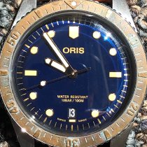 Oris Divers Sixty Five Steel 40mm Blue No numerals United States of America, California, San Francisco