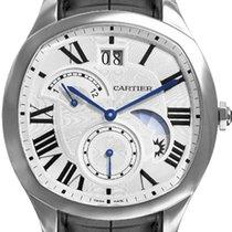 Cartier neu Automatik Kleine Sekunde 40mm Stahl Saphirglas
