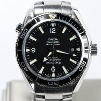 Omega Seamaster Planet Ocean Steel 42mm Black Arabic numerals United States of America, Nevada, Las Vegas