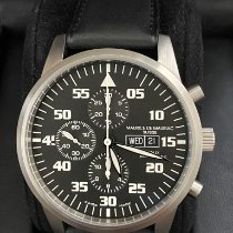 Maurice de Mauriac Steel 45mm Automatic new United States of America, Florida, Winter Garden