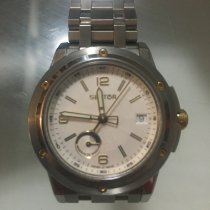 Sector 850 Steel 40mm White Arabic numerals