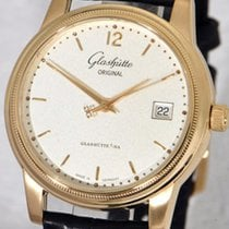 Glashütte Original Senator Automatic Rose gold 38mm Silver