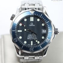 Omega Seamaster Diver 300 M Steel 36mm Blue No numerals United States of America, Nevada, Las Vegas