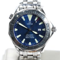 Omega Seamaster Diver 300 M Steel 41mm Blue No numerals United States of America, Nevada, Las Vegas