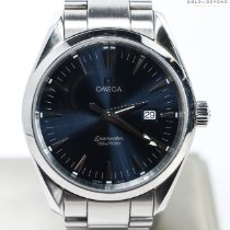 Omega Seamaster Aqua Terra Steel 36mm Blue No numerals United States of America, Nevada, Las Vegas