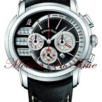 Audemars Piguet 26142ST.OO.D001VE.01 Steel Millenary Chronograph 47mm new United States of America, New York, New York