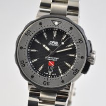 Oris ProDiver Date new 2020 Automatic Watch with original box and original papers 01 733 7646 7184-Set