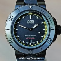 Oris Aquis Depth Gauge Steel United States of America, Missouri, Chesterfield