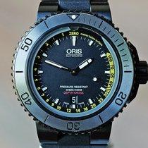Oris Aquis Depth Gauge Steel United States of America, Missouri, Chesterfield