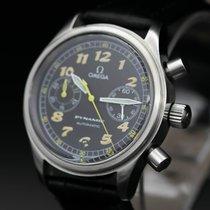 Omega Dynamic Chronograph Сталь 38.5mm Чёрный Aрабские