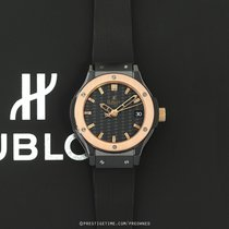 Hublot Classic Fusion Quartz Ceramic 33mm Black United States of America, New York, Airmont