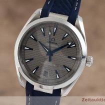 Omega Seamaster Aqua Terra Zeljezo 41mm Siv