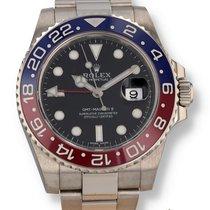 Rolex GMT-Master II White gold 40mm Black United States of America, New Hampshire, Nashua