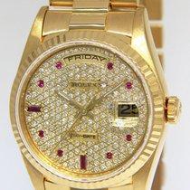 Rolex Day-Date 36 18238 1995 gebraucht