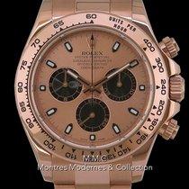 Rolex 116505 Or rose Daytona 40mm occasion France, Paris