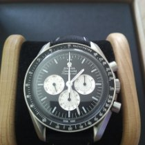 Omega 311.32.42.30.01.001 Steel Speedmaster Professional Moonwatch pre-owned