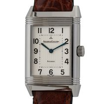 Jaeger-LeCoultre Reverso Grande Taille Steel 26mm Silver Arabic numerals United States of America, Texas, Austin