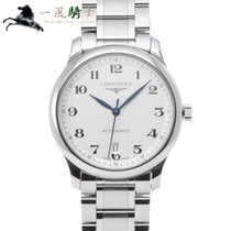Longines Master Collection Steel 38.5mm Silver