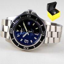 Breitling Superocean 44 Zeljezo 44mm Crn