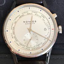 NOMOS Steel 39.9mm Automatic 805 pre-owned