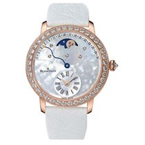 Blancpain Red gold Automatic Mother of pearl 36mm new Women