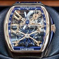 Franck Muller Vanguard Pозовое золото 44mm Без цифр