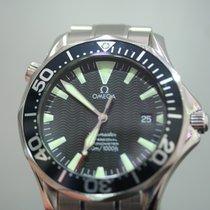 Omega 22545000 Steel 2002 Seamaster Diver 300 M 41mm pre-owned