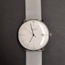 Junghans max bill Automatic neu 2020 Automatik Uhr mit Original-Box und Original-Papieren 027/4002.48