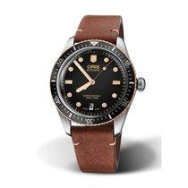 Oris Divers Sixty Five 01 733 7707 4354-07 5 20 45 Nieuw Staal 40mm Automatisch Nederland, Heerlen