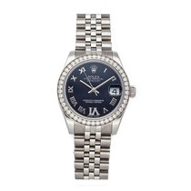 Rolex Lady-Datejust Steel 31mm Purple Roman numerals United States of America, Pennsylvania, Bala Cynwyd