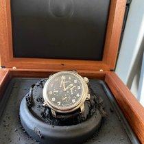 Blancpain Léman Réveil GMT Acero 40mm Negro Arábigos