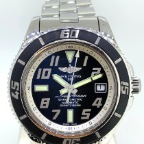 Breitling Steel 42mm Automatic A17364 pre-owned