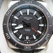 Certina DS Eagle Steel 44mm Black No numerals United States of America, Wisconsin, Stevens Point
