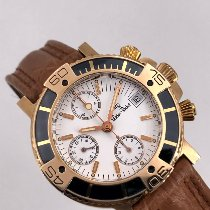 Lucien Rochat Yellow gold 40mm Automatic new