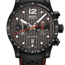 Mido Multifort Chronograph M025.627.36.061.00 nowość