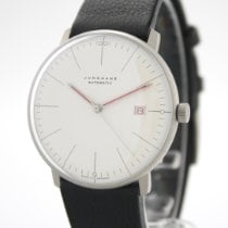 Junghans max bill Automatic Otel 38mm Argint