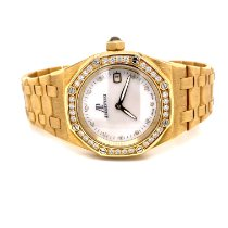 Audemars Piguet Royal Oak Lady Yellow gold 33mm Mother of pearl United States of America, California, Beverly Hills