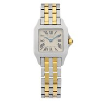 Cartier Santos Demoiselle pre-owned