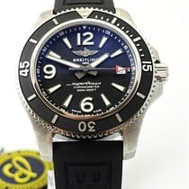 Breitling Superocean 42 Zeljezo 42mm Crn Arapski brojevi
