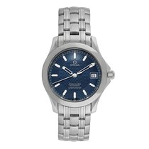 Omega Seamaster Steel 36.5mm Blue No numerals United States of America, New York, Greenvale