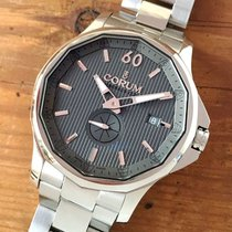 Corum Admiral's Cup Legend 42 Acero 42mm Gris España, Madrid