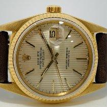 Rolex Datejust Oro amarillo 36mm Oro Sin cifras España, Palau Solita i Plegamans - Barcelona